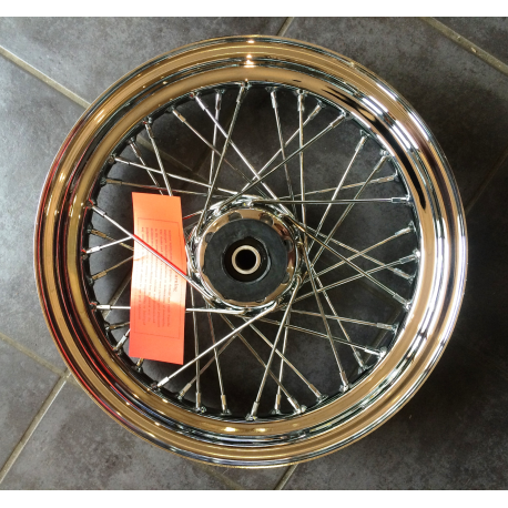 "wheel 16""x3,0 Front 00-06 Ball Bearing"