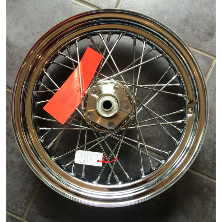 "wheel 16""x3"" Front 73-83 WG Dual"