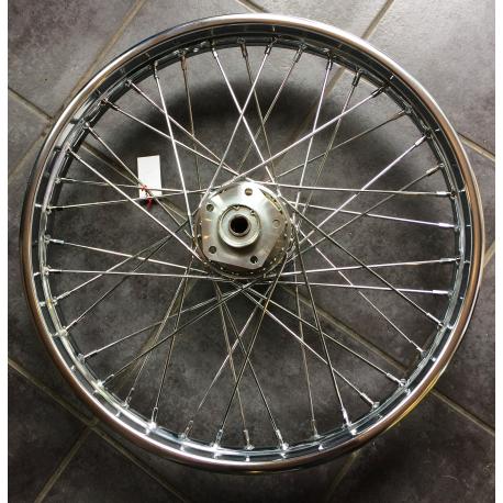"""Wheel 21""""x1,85"""" Front 73-84 WG single"""
