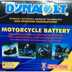 Dynavolt Batterier
