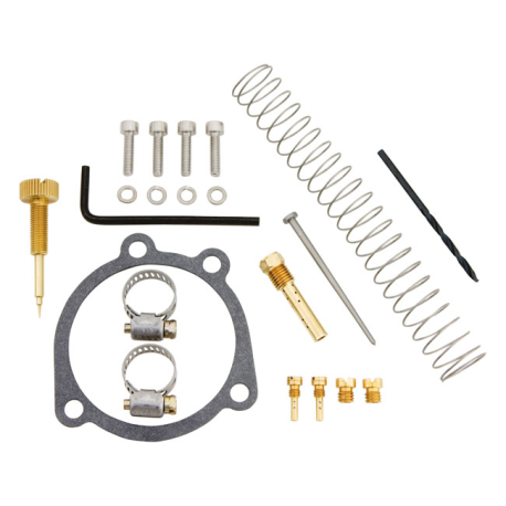 CVP DELUXE TUNERS KIT FOR CV CARB XL