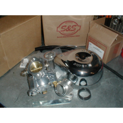 s&s carburetor shovelhead super E