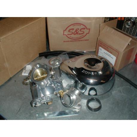 s&s carburetor shovelhead super E