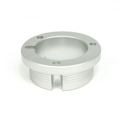 AIR CLEANER ADAPTOR CV TO RUBBER FLANGE