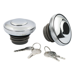 GASCAP SET WITH LOCK