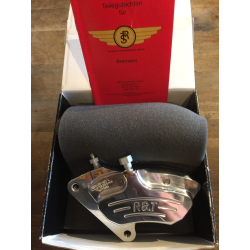 RST 4-PISTON CALIPER LEFT