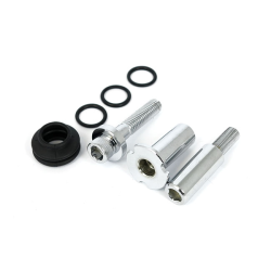 GUIDE PIN MOUNT KIT, BRAKE CALIPER FRONT84-07