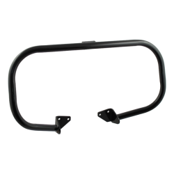 Front engine guard kit, black