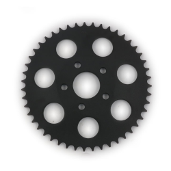 REAR SPROCKET, BLACK.