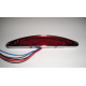 Arch taillight - L.E.D sort eller chrom