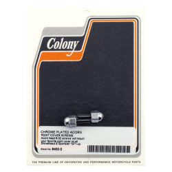 COLONY POINT COVER SCREWS, ACORN STYLE