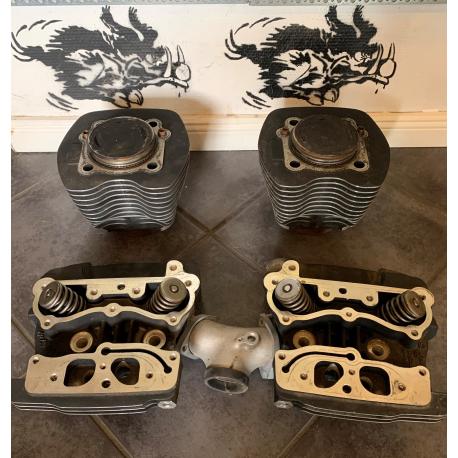 Cylinder/toppe kit TC 88