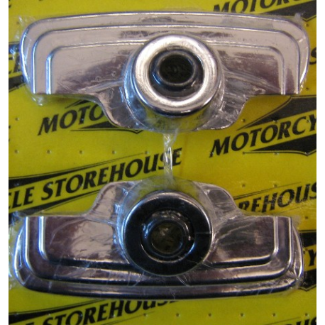Headbolt & spark plug covers.