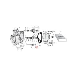 Breater valve spacer L77-99 B.T.