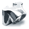 FL HEAD LAMP HOUSING SET, CHROME