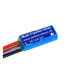 Multi Flasher Relay