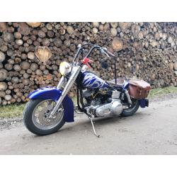 Shovelhead 1200 cc, 1970