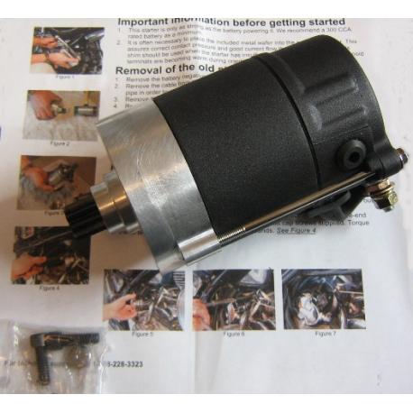 starter motor forbedret 65-88