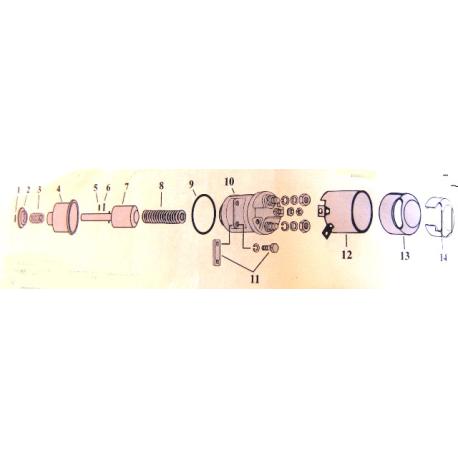 """""""solenoid Parts 65-88 B.T/67-80xl"""