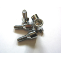 Chrome 41-72 Drum bolts