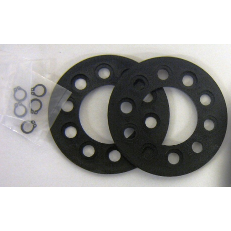 clutch hub retainer.