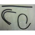 trim rubber speedo/dash