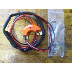 48-64 panhead automatic el-tænding