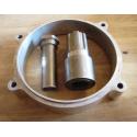 sprocket shaft extended kit 40mm