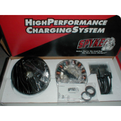 Highperformance charging system from spyke.