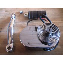 5/6 speed Kickstarter med hydrauliks kobling