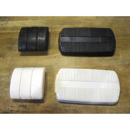 Brake pedal rubber pad