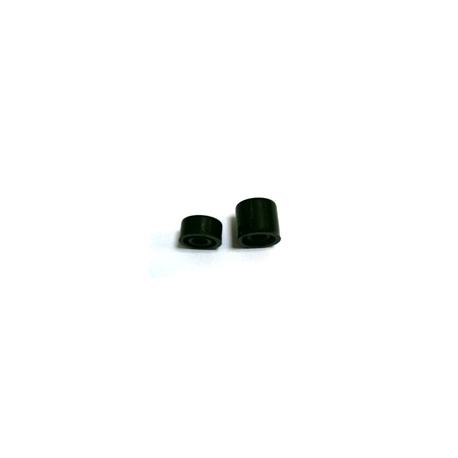 72-81 sort trykknap stor/lille