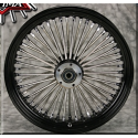 "16/18"" wheels"