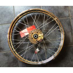 "Wheel 21"" x 2.15"" FXR/XL"