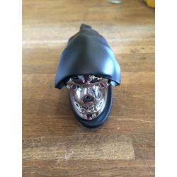 skull fender ornament