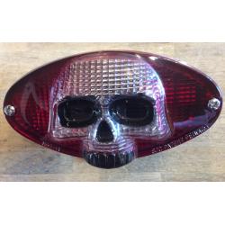 skull Taillight