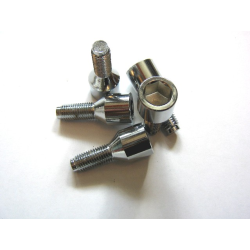 Chrome 41-72 Drum bolts